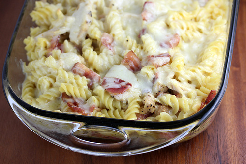 Chicken And Bacon Casserole Recipe 1