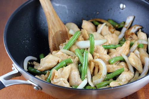 Chinese string bean chicken recipe blogchef chinese string bean chicken forumfinder Image collections
