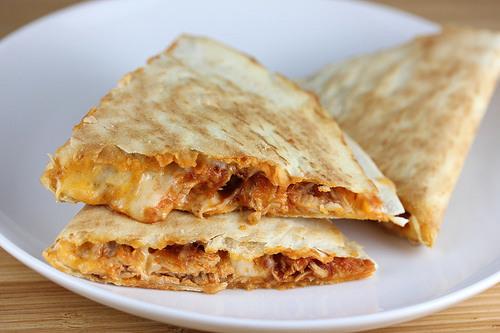 Chicken Tinga Quesadillas Recipe Blogchef Net