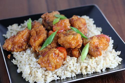 Daddy Wu's Chicken