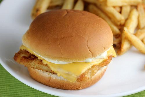 Filet-O-Fish Sandwich