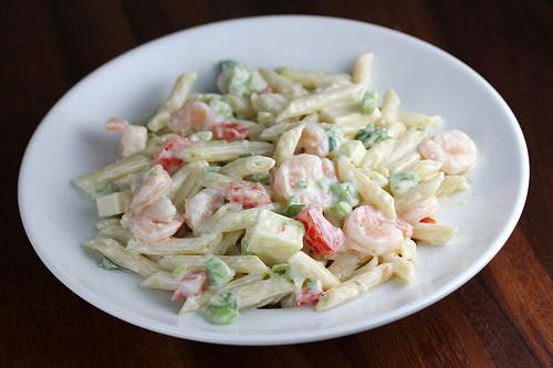 shrimp cold salad