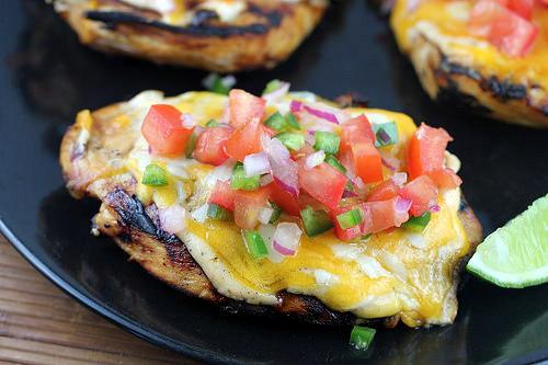 Fiesta Lime Chicken