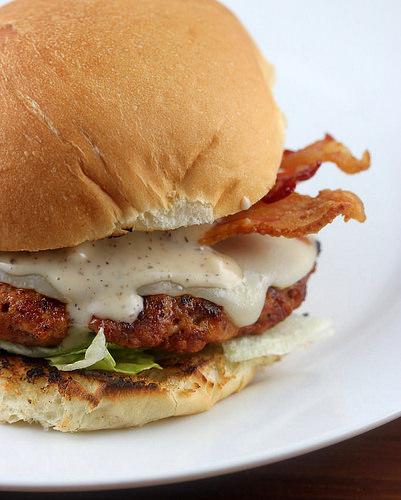 Alabama Smokehouse Burger