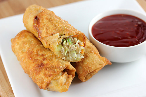 Chicken Egg Rolls