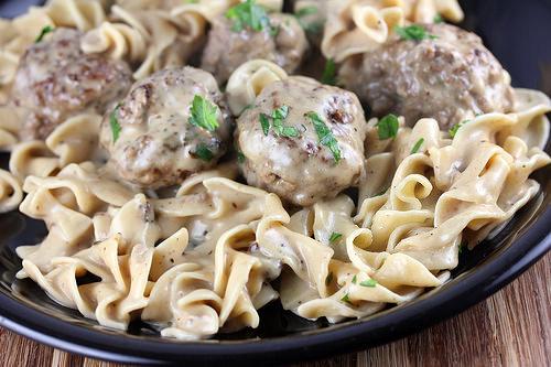 Swedish Meatballs Recipe Blogchef Net