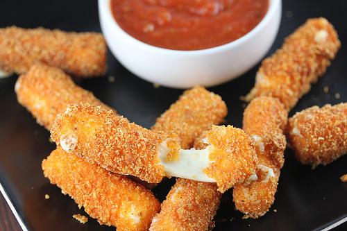 Doritos Mozzarella Sticks