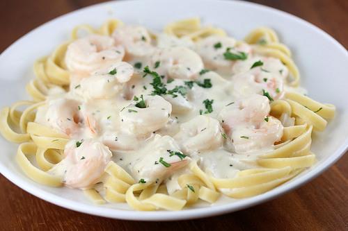 Olive Garden Shrimp Alfredo Recipe Blogchef Net