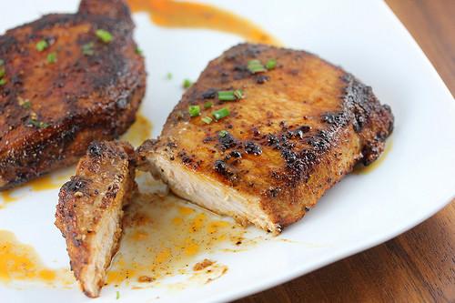 Pork Chop Spice Rub