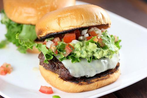 Pico Guacamole Burger