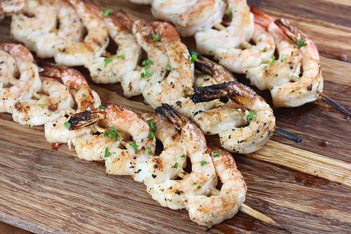 Red Lobster Garlic-Grilled Shrimp