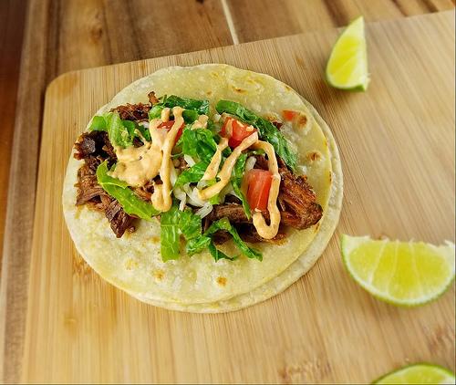Beef Street Tacos