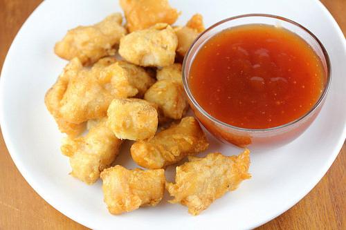Chinese Chicken Balls Recipe Blogchef