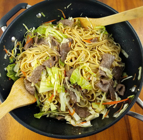 P.F. Chang's Beef Lo Mein