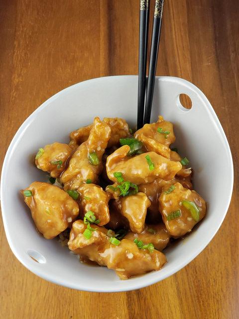 Chinese Empress Chicken