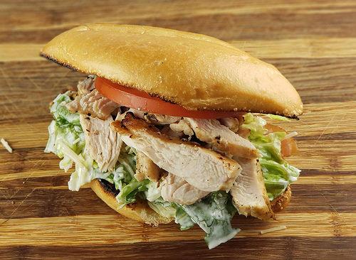 Chicken Caesar BLT