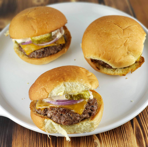 Gameday Sliders