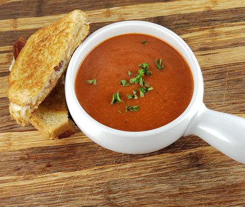 how to make tomato soup. Black Bedroom Furniture Sets. Home Design Ideas
