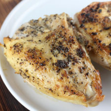 Baked Bone-in Chicken Breasts