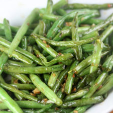 Chinese Buffet Green Beans