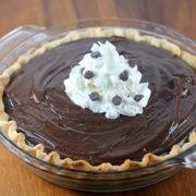 Hershey's Chocolate Pie