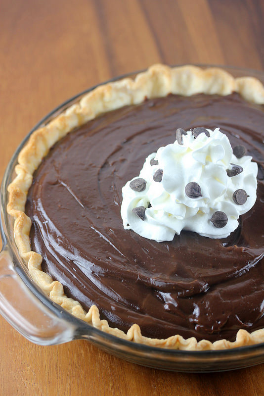 Hershey's Chocolate Pie