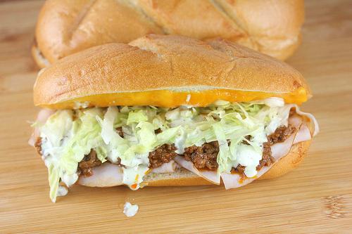Turkey Taco Grinder