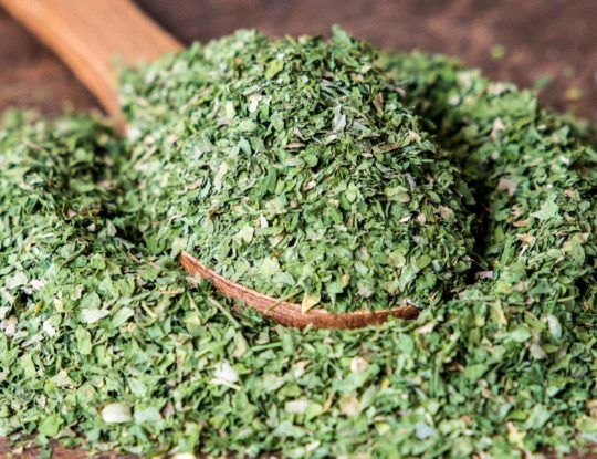 Substitute for Dried Parsley