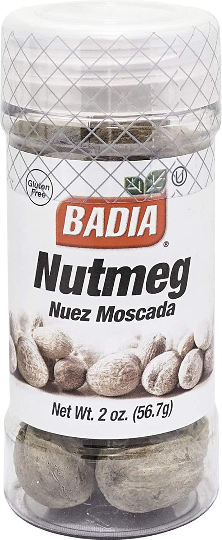 Equal Blend of Cinnamon and Nutmeg