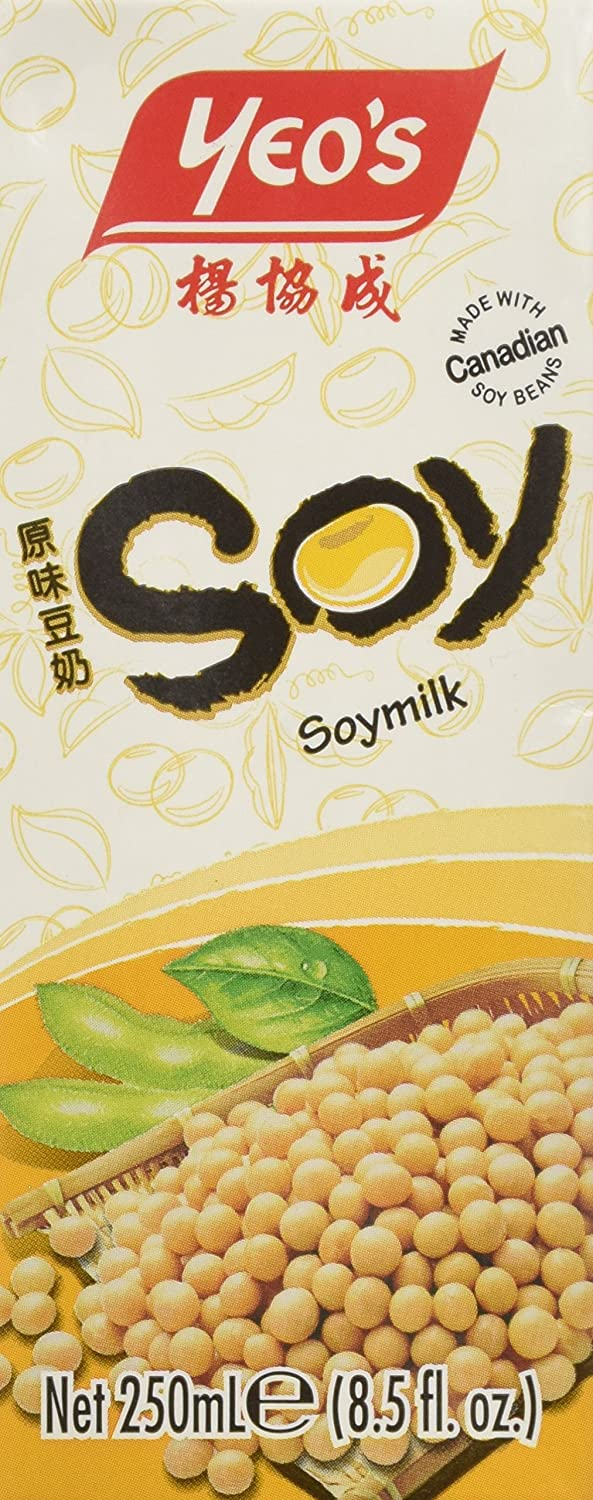 Silken Tofu and Soy Milk