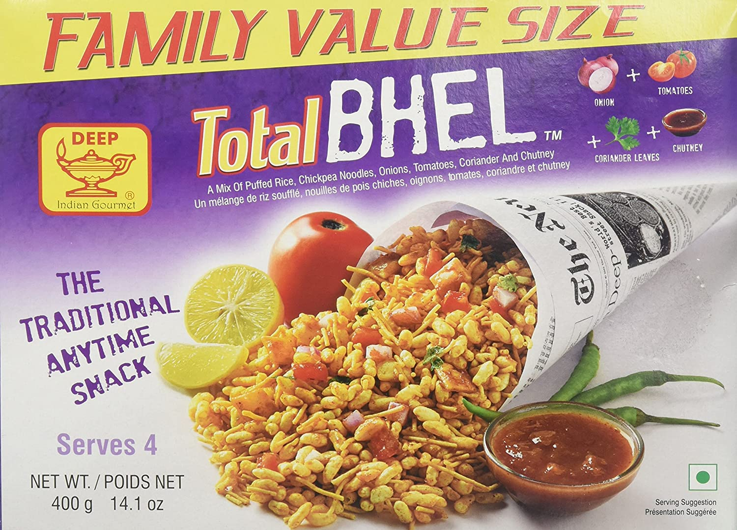 Substitute Dried Basil for Fresh in Mexican Bhel