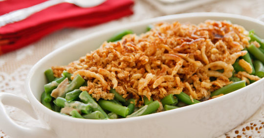 Substitutes for the Cream of Mushroom Soup In Green Bean Casserole