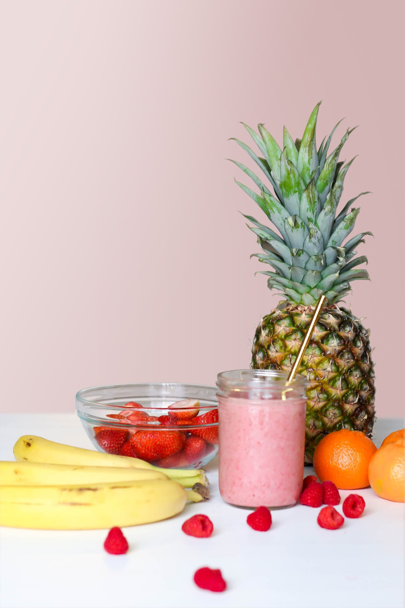 How To Create The Perfect Nutritious Smoothie