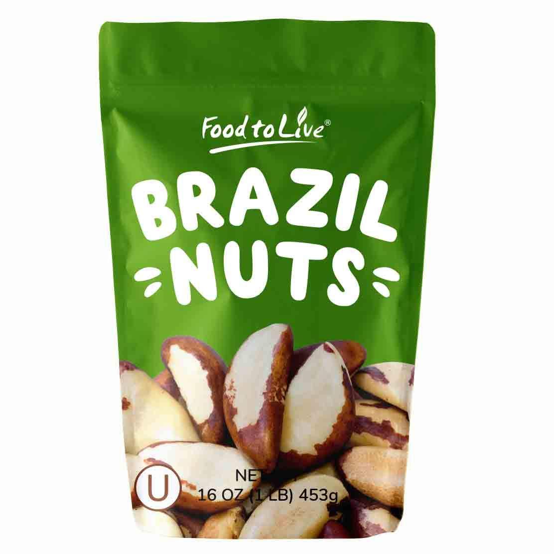 Brazil Nuts, 1 Pound