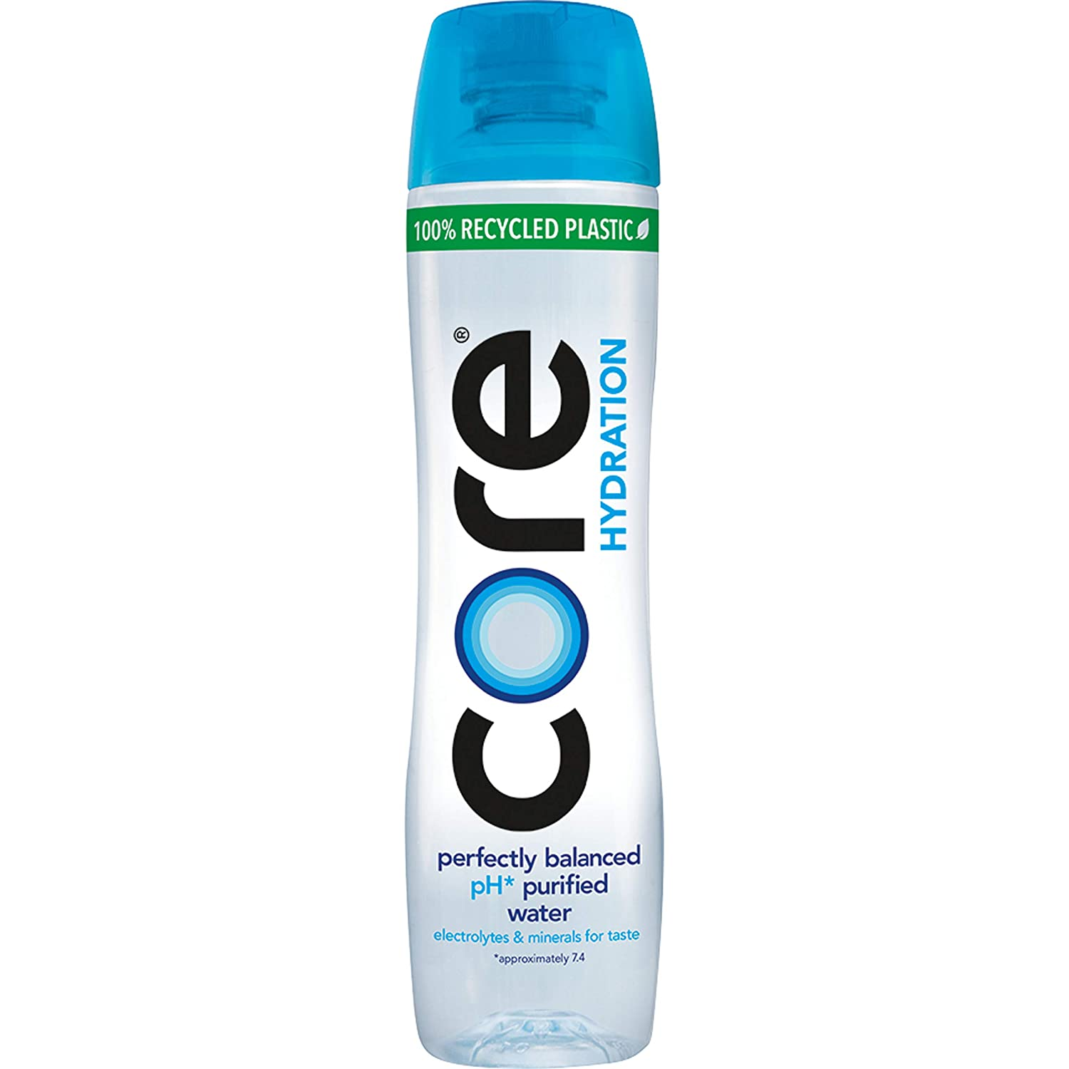 CORE Hydration, 30.4 Fl. Oz (Pack of 12), Nutrient Enhanced Water