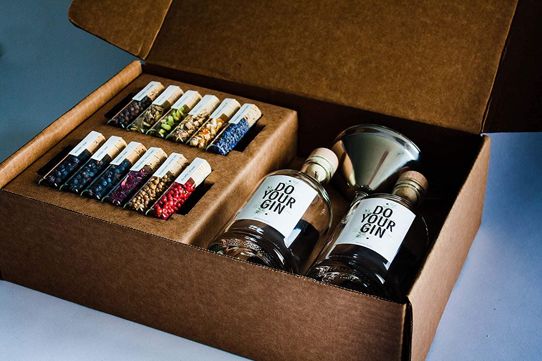 DIY Gin-Making Alcohol Infusion-Kit