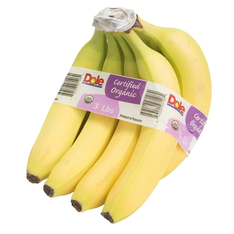 Evaxo Organic Bananas