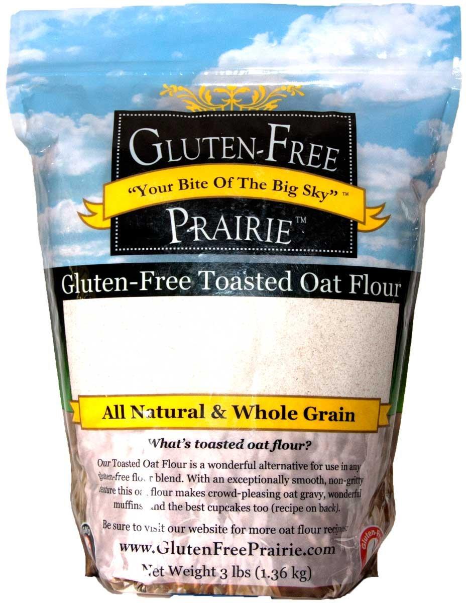 Gluten-Free Prairie Toasted Oat Flour