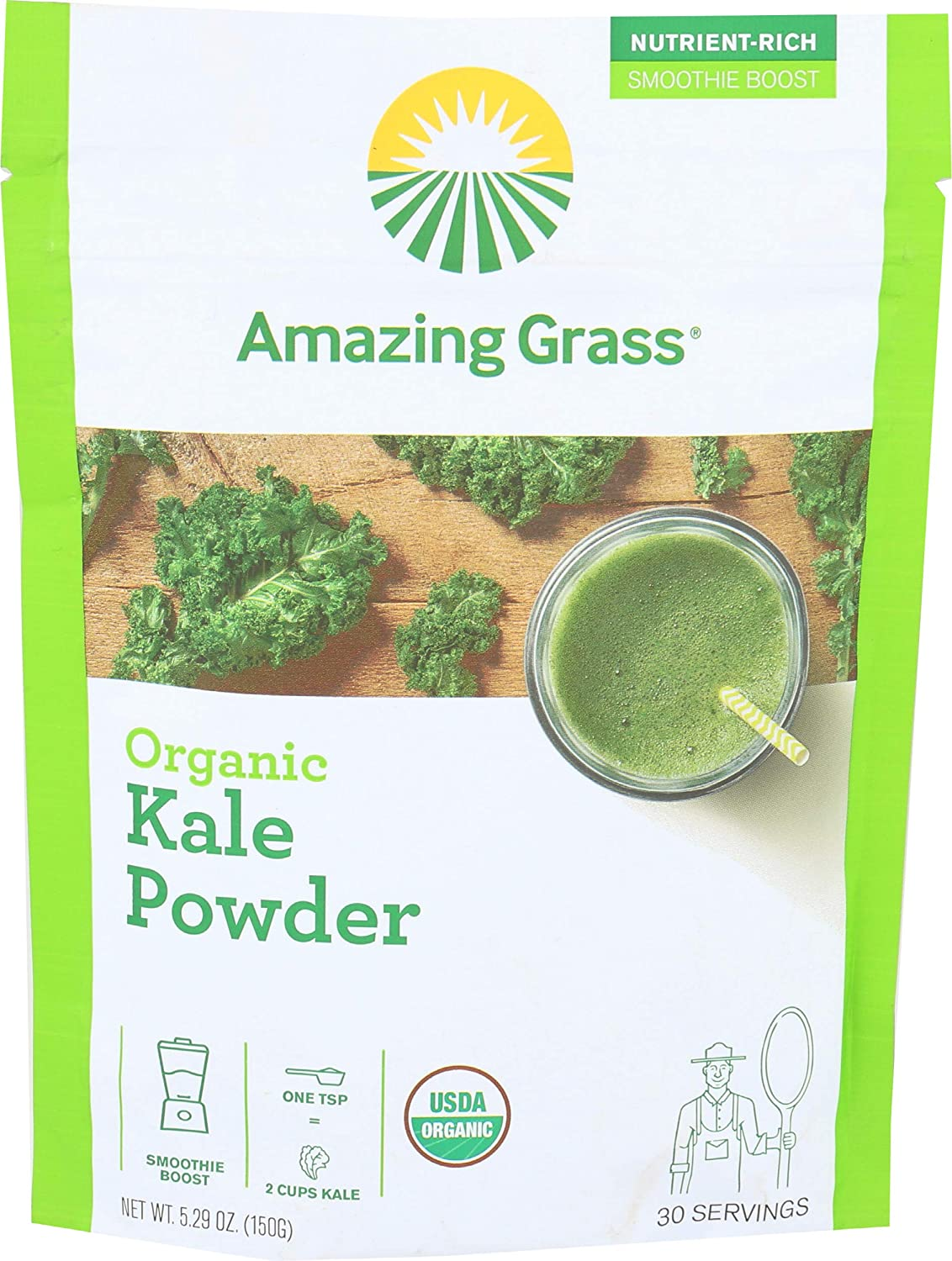 Amazing Grass Kale Greens Booster