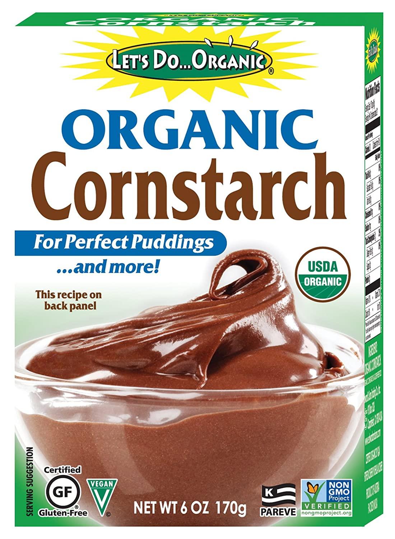 Let's Do Organic Cornstarch