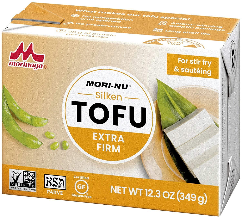 Mori-Nu Silken Extra Firm Tofu