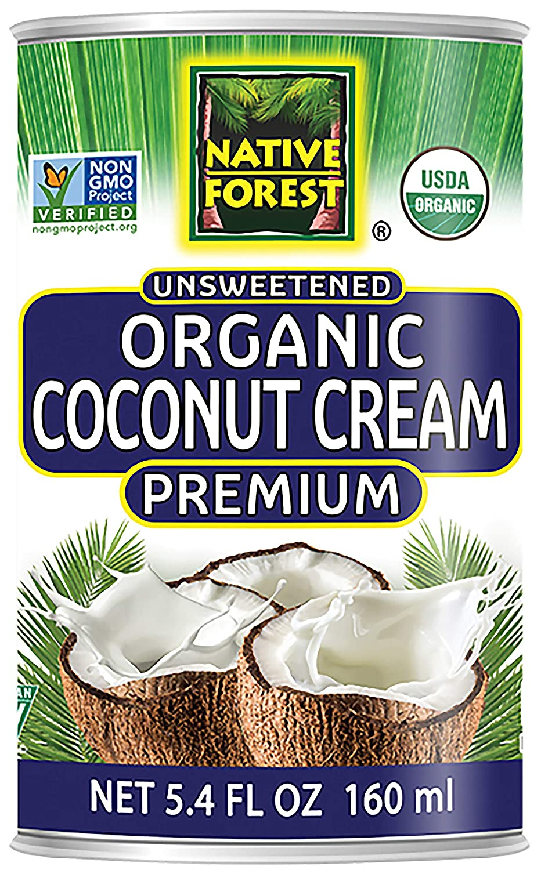 Native Forest Organic Premium Coconut Cream Unsweetened,