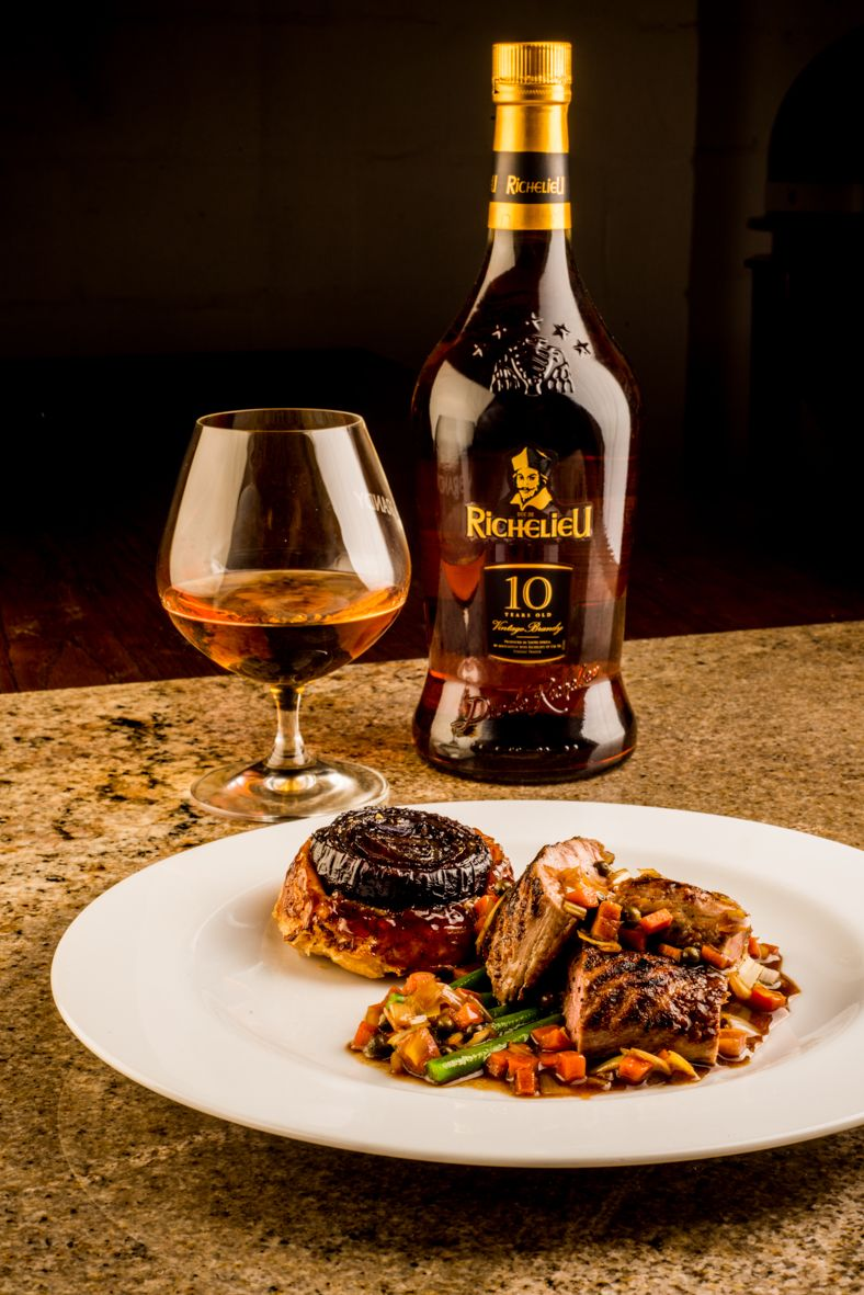 Substitute for Brandy in Cooking