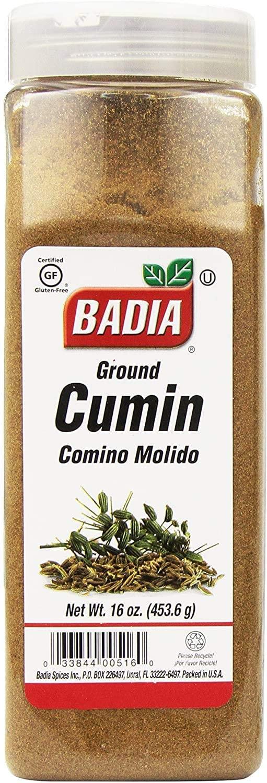 Badia Spices inc Spice, Cumin Seed Ground