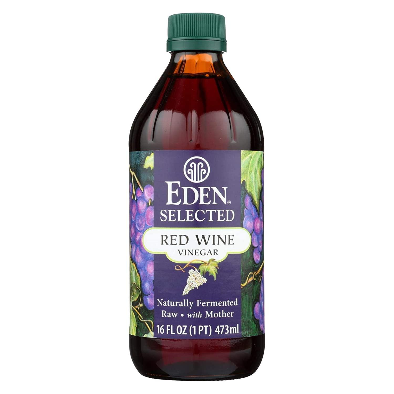 Eden Foods Red Wine Vinegar Raw