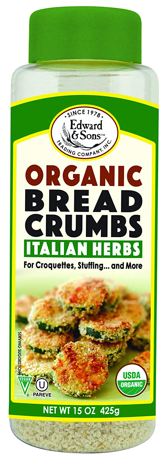 Edward & Sons Organic Breadcrumbs