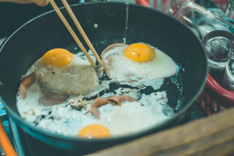 Egg Substitute for Frying