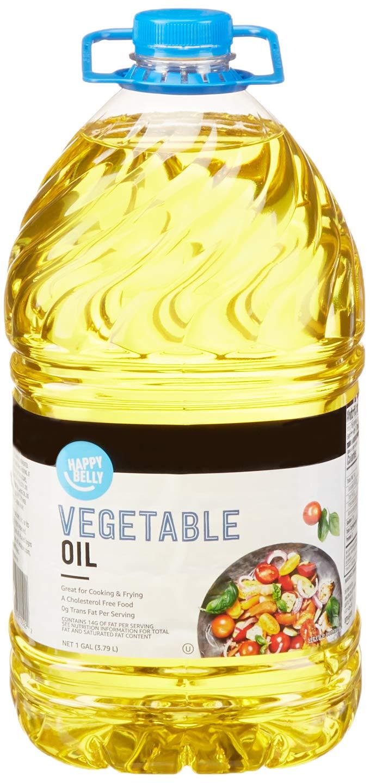 Happy Belly Vegetable Oil