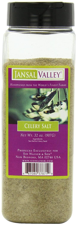 Jansal Valley Celery Salt