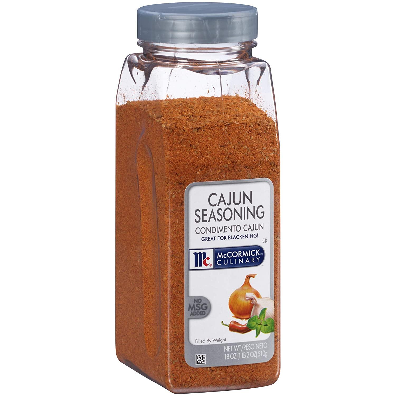 McCormick Culinary Cajun Seasoning